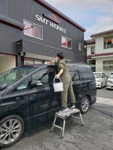 ワンコイン洗車🚘