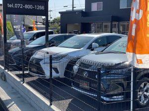 展示車洗車✨